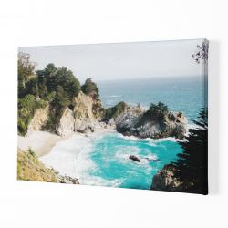 Пейзаж - плаж и скали
