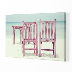 Столове на плажа
