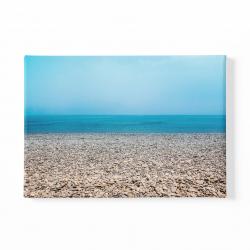 Плаж, море, небе