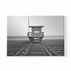 Черноп бяла спасителна кула