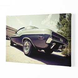 Retro Classic Car V8