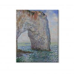 Скалите край Етрета - Клод Моне
