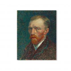 Автопортрет /1889г./ - Винсент ван Гог