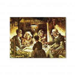 Селяни ядящи картофи - Винсент ван Гог
