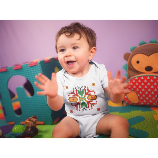 Бебешко боди с шевица 02