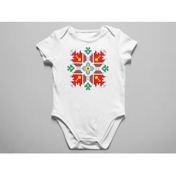 Бебешко боди с шевица 04