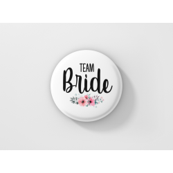 Значки за моминско парти - Team Bride