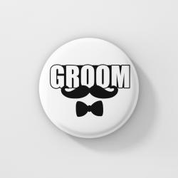 Значки за ергенско парти - Groom