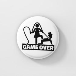Значки за ергенско парти - Game Over