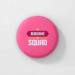 Значки за моминско парти - Bride Squad