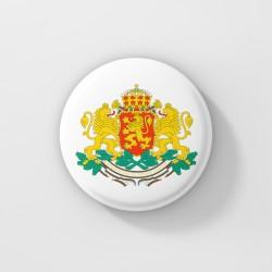 Значки с герба на България