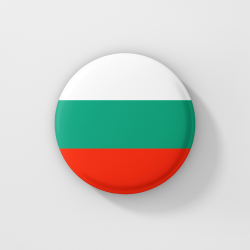 Значки със знамето на България