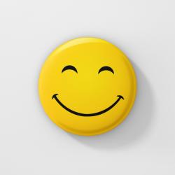 Значки с усмивка - Smile