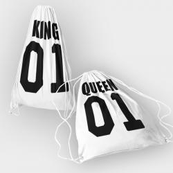 Комплект раници King Queen 01
