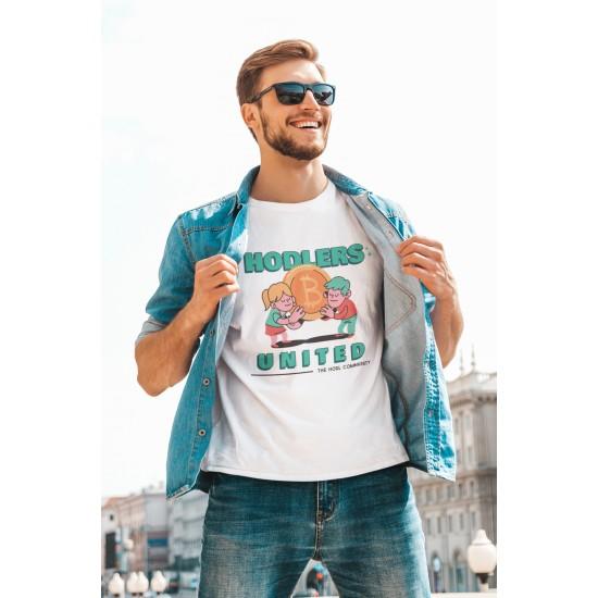 Мъжка тениска - Bitcoin United