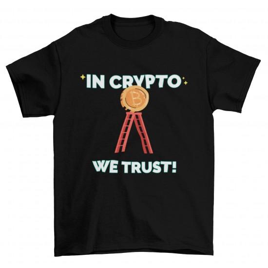 Мъжка тениска - Bitcoin Trust