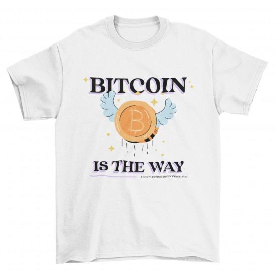 Мъжка тениска - Is the way