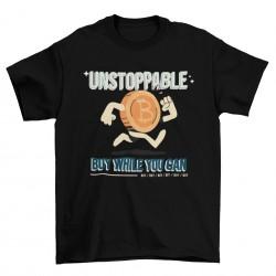 Мъжка тениска - Unstopable