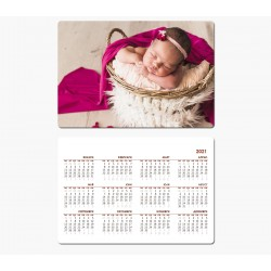 Луксозни джобни календари със снимка - 1брой