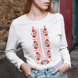 Дамска блуза с етно мотиви 05