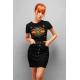 Дамска тениска с етно мотиви 04