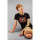 Дамска тениска с етно мотиви 08