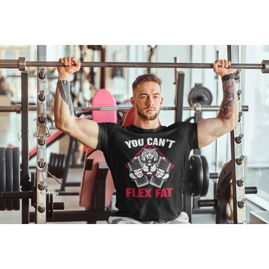 Мъжка фитнес тениска - Flex