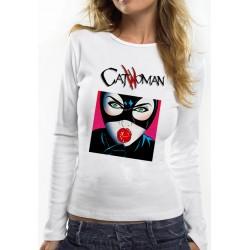 Дамска блуза - Cat Woman