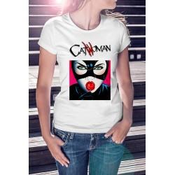 Дамска тениска CAT WOMAN