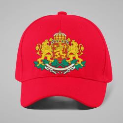 Унисекс шапка с козирка - Герб