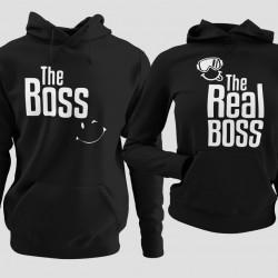 Комплект суичъри The Boss - The Real Boss
