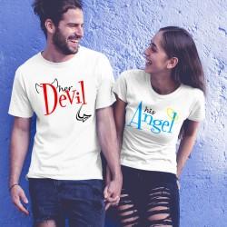 Tениски за влюбени -  Her Devil & His Angel