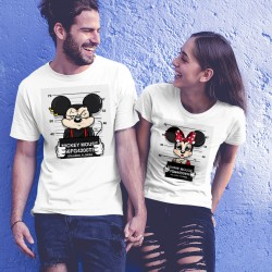 Tениски за влюбени -  Mickey & Minnie Orlando