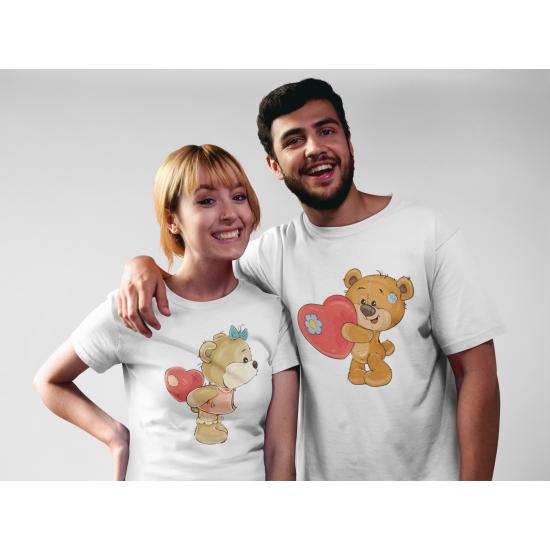 Tениски за влюбени - Bear Heart