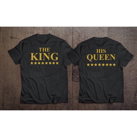 Tениски за влюбени - The King & His Queen