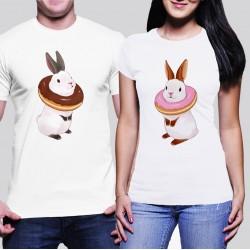 Tениски за влюбени - Mr & Mrs Rabbit