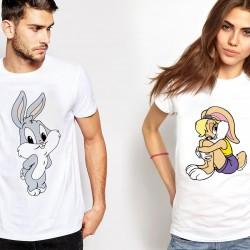 Tениски за влюбени - Baby Bunny & Lola