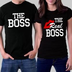 Tениски за влюбени - The Boss & The REAL Boss