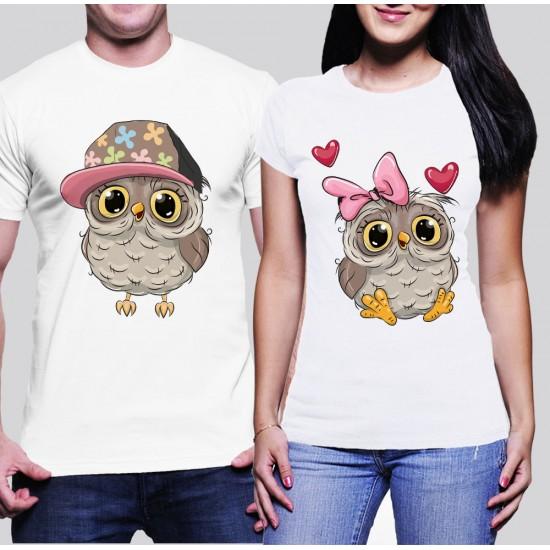 Tениски за влюбени - COOL OWL