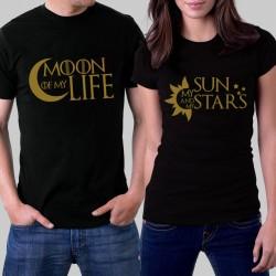 Tениски за влюбени -  Moon & Sun