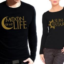 Блузи за влюбени - Moon & Sun