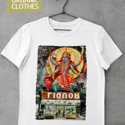 Унисекс тениска с дизайнерски принт - Kali