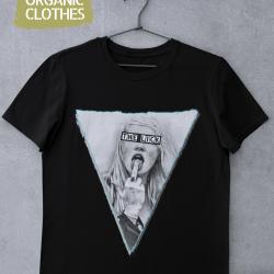 Унисекс тениска с дизайнерски принт - The lick