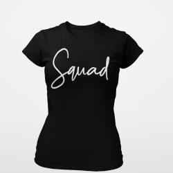 Тениска за моминско парти - Squad