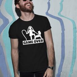 Тениска за ергенско парти - Game Over