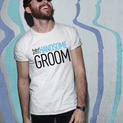 Тениска за ергенско парти - The Groom