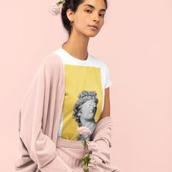 Дамска тениска - Sculpture