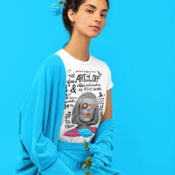 Дамска тениска - The Art OFF