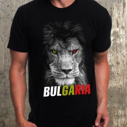 Мъжка тениска България - Лъв