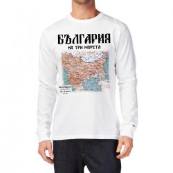 Мъжка блуза - България на три морета